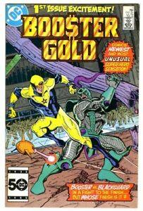 Booster Gold #1 (1986) F/VF DC Comics