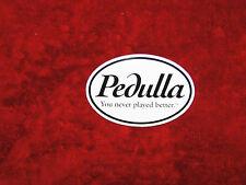 Pedulla Bass Sticker......