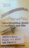 "Tichy Train Group #1106 Phosphor-Bronze Wire 8/"" 20.3cm Long .0125/"" .03cm Di"