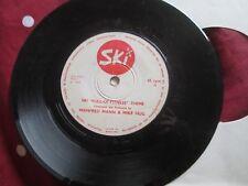 """Manfred Mann & Mike Hug – Ski """"Full-Of-Fitness"""" Theme SKI UK Vinyl 7inch Single"""