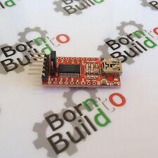 FT232RL 3.3V 5.5V FTDI USB to TTL Serial Adapter Modulo Arduino Mini Port
