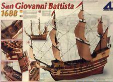 Artesania Latina San Giovanni Battista 1688 ref 22617