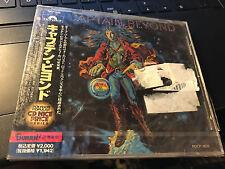 Captain Beyond self titled s/t JAPAN cd SEALED w/ OBI POCP-1826
