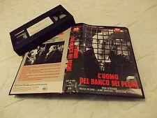 L'UOMO DEL BANCO DEI PEGNI (1984) di S.Lumet VHS RARISSIMA