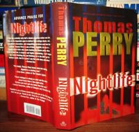 Perry, Thomas NIGHTLIFE A Novel 1st Edition 1st Printing