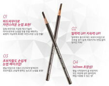 Secret Key My Style Fit EyeBrow Pencil #2 Natural Brown, Eye Brow Makeup