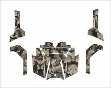 Polaris RZR RANGER 570 800 900 xp DECAL WRAP DOORS UTV camo  Nomad Veil cervidae