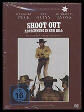 DVD WESTERN LEGENDEN 11 - SHOOT OUT - ABRECHNUNG IN GUN HILL - GREGORY PECK *NEU