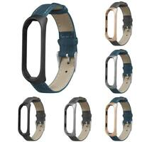 Original xiaomi mi band 3 bracelet wristband Fitness Tracker Denim style Fast
