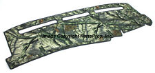 NEW Mossy Oak Treestand Camo Camouflage Dash Mat Cover / FOR 1999-06 CHEVY TRUCK