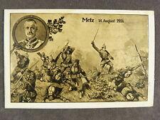 El príncipe heredero Rupprecht-metz 1914-patriotika/52