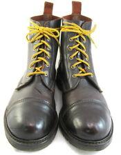 "Allen Edmonds ""Normandy"" Boots 10 D  Brown  (238)"