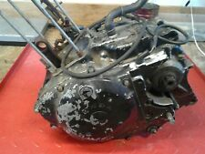 1980 HONDA XR500 BOTTOM END (FOR PARTS, MOVES FREELY)  #5454
