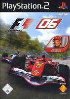 PS2 / Sony Playstation 2 Spiel - F1 / Formula One 2006 mit OVP