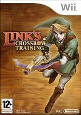 Link's Crossbow Training (Game Only) (Wii) - USED *VGC*