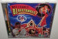 DJ RECTANGLE WHO FRAMED DJ RECTANGLE (2005) NEW SEALED HIP HOP TURNTABLISM CD