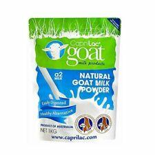 Caprilac-Natural Goat Milk Powder 1kg