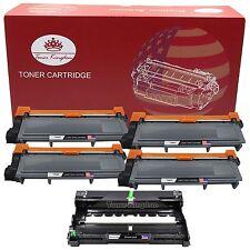 4 TN660 + 1 DR630 Toner Drum for Brother MFC-L2700DW MFC-L2740DW DR660 Printer 5