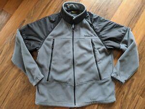 "Timberland Grey Fleece Jacket Size XL 50"" Chest   FREE POST"