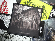 Forgotten Tomb Patch Black Metal Horna