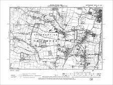 Cheshunt, Flamstead End, Turnford, Old Map Hertfordshire, 1920: 41NE