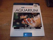 HD Moods Aquarium Ultra Sharp 1080p Cinema Quality (Blu-ray Disc, 2008)