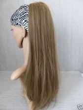 Extensions de cheveux peigne brun pour femme