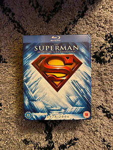 Superman Motion Picture Anthology Box Set