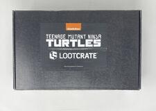 NECA Loot Crate TMNT Mirage Comic Shredder Teenage Mutant Ninja Turtles Size XL