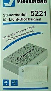 Viessmann 5223 Modulo di controllo per luce-ausfahrsignal