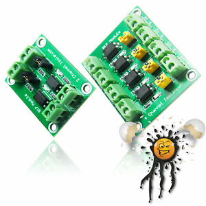 PC817 Arduino 2 / 4 Kanal Channel Optokoppler Photocoupler Optoisolator Modul