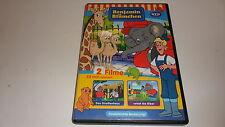 DVD  Benjamin Blümchen - Das Giraffenhaus / Rettet die Biber