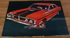 1970.Ford FALCON GT 351 Shaker.Australian CAR Magazine 1 Page Photo.270 x 200mm