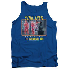 "Star Trek: TOS ""The Changeling"" Adult or Girl's Junior Tank"