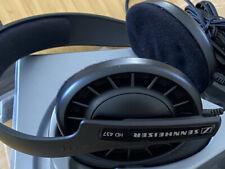 SENNHEISER HD 437 HEAD PHONES POWERFUL STEREO SOUND