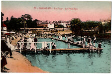 CPA 95 - L'ISLE ADAM (Val d'Oise) - 92. La Plage - Le Petit Bain
