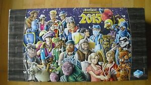 Board Game Advent Calendar 2015 (Individual Mini-Expansions)