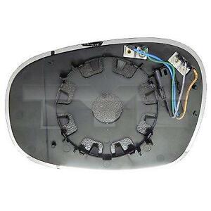 Cristal espejo retrovisor BMW Serie 1 E81 derecha 2006-2011  térmico