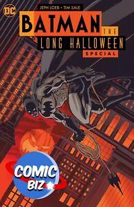 BATMAN LONG HALLOWEEN SPEC ONE SHOT (2021) 1ST PRINTING MAIN COVER A DC COMICS