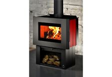 Osburn SOHO Freestanding Wood Stove very modern simple wood heater