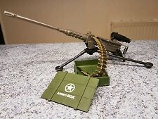 Échelle 1/6 G.I. joe Action Man M2HB-QCB machine gun Custom Pour 12 in (environ 30.48 cm) Figure