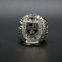 Jonathan Quick - 2012 Los Angeles Kings Hockey Championship Ring