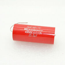 2pcs MKP CYCAP 25uf 250v Capacitor Tubular Audio Capacitor MKP-kondensotor-4360