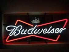 """Bud Budweiser Philadelphia Eagles Glass Beer Neon Light Sign 20/""""x16/"""" Poster"""