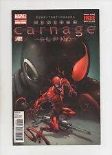 Minimum Carnage Alpha #1 - Venom & Scarlet Spider Team-Up - (Grade 9.2) 2012