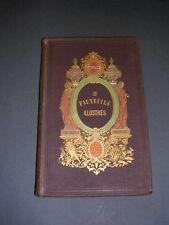 Cartonnage romantique Mme D'Altenheym Les fauteuils illustres 1860
