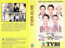 BAN TAY NHAN AI 1, 2, 3 END - PHIM BO HONGKONG - 24 DVD -  USLT