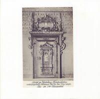 AK Ansichtskarte Heidelberg / Schloss / Tür im Friedrichsbau