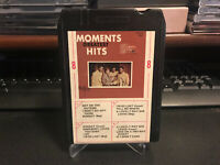 The Moments 8 Track Tape - Greatest Hits - Stang M 81004
