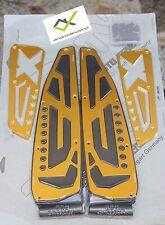 KYMCO XCITING 400  DIMOTIV ANTI-SLIP FOOTPEGS (1 SET!)